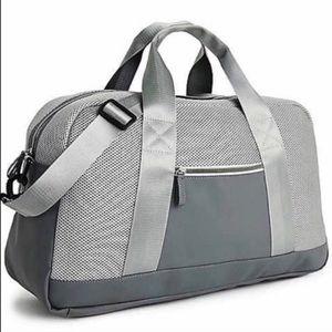 !FINAL price drop! Dsw gray duffle bag